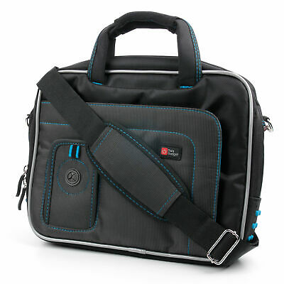 Strong Black & Blue Laptop Case for Acer Travelmate B113