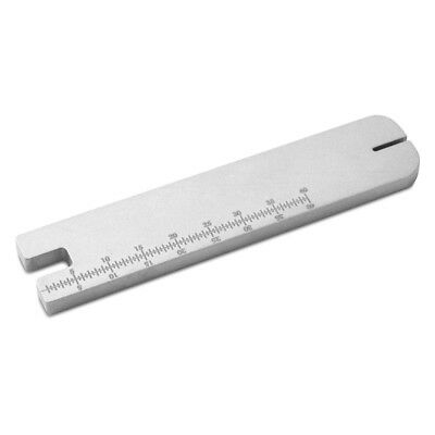 Dental Scaler/Ultrasonic Tip Wrench With Ruler