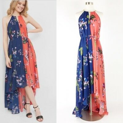 Dress Size Tropical Chain Baker 1 Hanie Oasis Detail Maxi Ted Uk qzMpGSVU