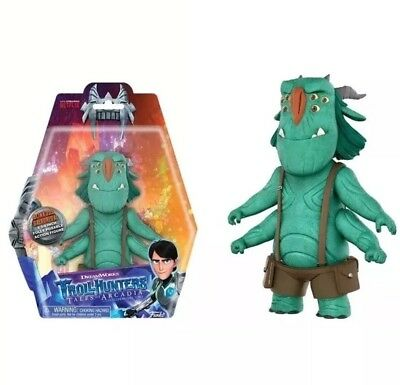 "SEALED Dreamworks Trollhunters Tales Arcadia Blinkous Galadrigal 3.75"" Posable"
