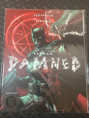 BATMAN DAMNED #1 JIM LEE variant 1st print DC BLACK LABEL UNCENSORED NUDE.