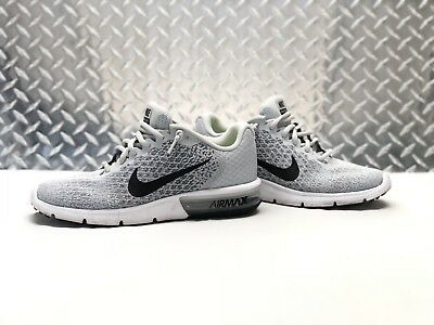 2405bf2d9c8bb NIKE AIR MAX Sequent 2 Women's Running Shoes Size 8.5 852465-500 ...