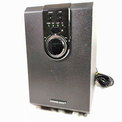 Sharper Image 51 Home Theater Sound System With Bluetooth Subwoofer