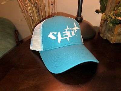 fde0ac87d7d YETI Coolers TARPON Fishing Adjustable TRUCKER Mesh Back Hat Cap -  Embroidered