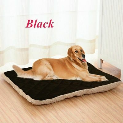 Large Pet Puppy Cushion House Washable Dog Cat Soft Warm Bed Kennel Mat Blanket
