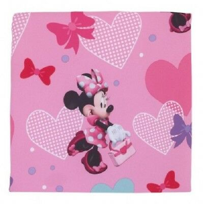 Disney Minnie Mouse Fitted Toddler Sheet