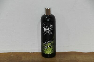 Auto Finesse Satiné 500ml Pneus Soin Gel Edition 500ml