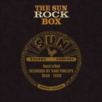 V/A Sun Rock Box 1954-59 box set 8 CD NEW sealed