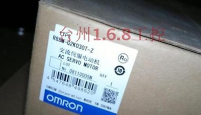 1PC New Omron Servo Motor R88M-G2K030T-Z In Box #WM06