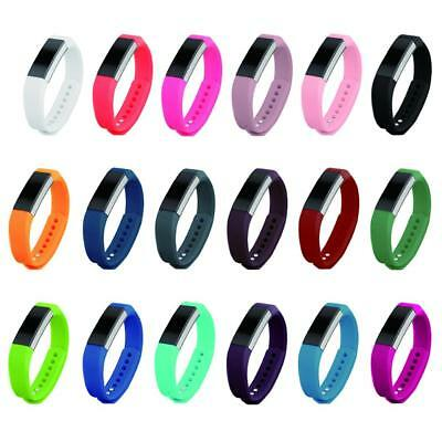 Fine18Color Replacement Wristband for Fitbit Alta/Alta HR Watch Strap Buckle HF