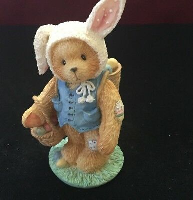 Cherished Teddies Peter You are Some Bunny Special Easter