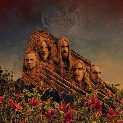 Opeth Garden Of The Titans (Opeth Live At Red Rocks) 2 CD/DVD/Blu-ray NEW sealed