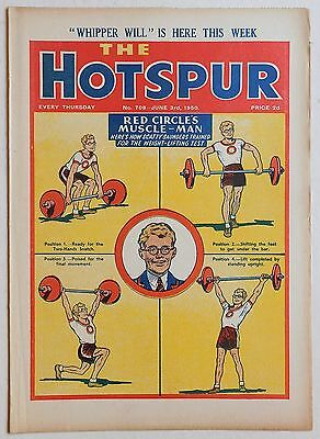 THE HOTSPUR #708 - 3rd June 1950