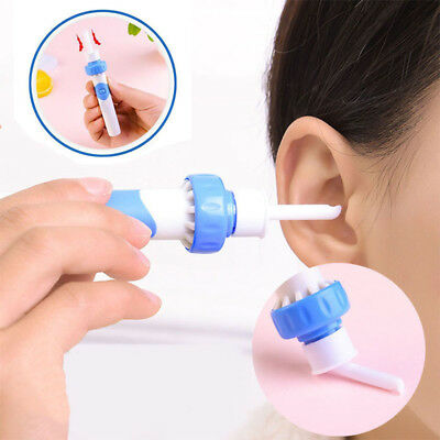 Spoon Health Care Product Electric Ear Pick Cleaning Tool Wax Remover Cleaner
