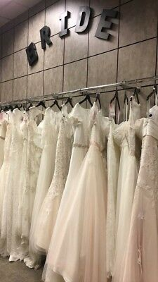 30+ Bridal gowns inventory opportunity  sz 6-18 wedding free ship lowered price