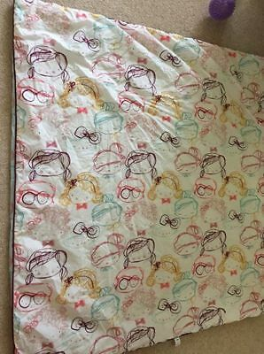 Mamas and papas boys girls quilt bedding suit cot and cot bed  Cost £50