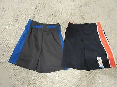 a9020924abee Lot of 2 Pair Garanimals Toddler Boys Shorts NWT Size 3T Gray Blue Black