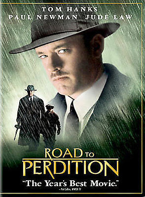 Road to Perdition (DVD, 2003, Full Frame) Brand New Tom Hanks Jude Law