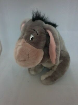 Disneyland Paris Exclusive Eeyore Winnie the Pooh Plush Soft Toy Disney