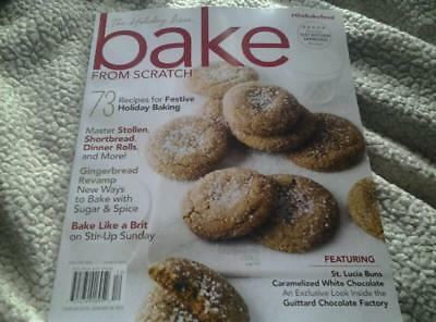 bake From Scratch The Holiday Issue