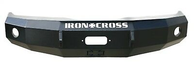 Iron Cross Automotive 20-425-17 Base Front Bumper Ship from US & Canada