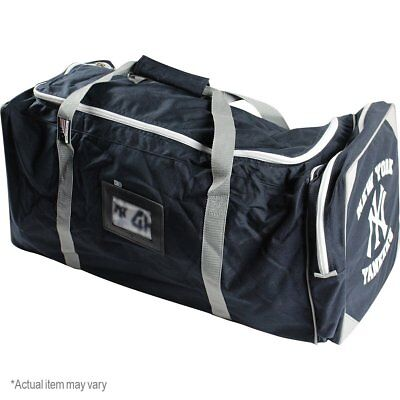3f9f037db Alan Cockrell New York Yankees 2016 GAME USED  62 Equipment Bag JB972332