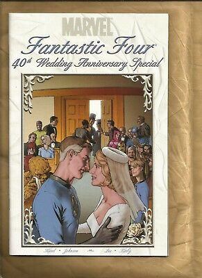 FANTASTIC FOUR 40th Wedding Anniversary Special #1 NM 2006 Marvel Comics Kirby