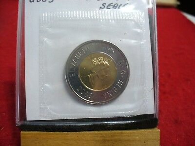 2003   Canada 2$ Two  Dollar  Coin  Toonie  See Photos  03  Proof Like  Sealed