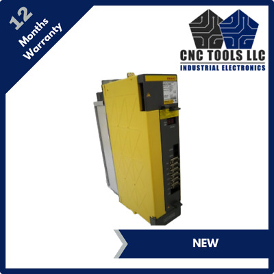 **New** Fanuc A06B-6141-H011 #H580 Replaces A06B-6111-H011 **1 Year Warranty**