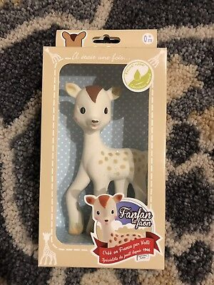 NEW - Vulli Teether, Fanfan the Fawn - FREE SHIPPING