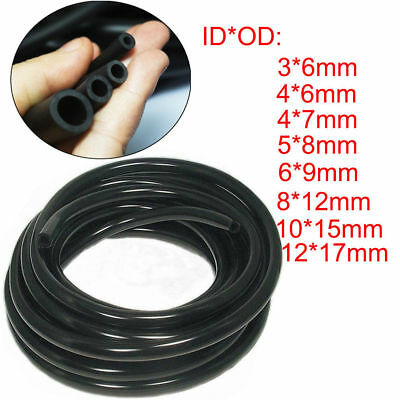 1/3M Fuel Gas Line Fit LawnMowers Motorcycle ID 3mm 4mm 5mm 6mm 8mm 10mm 12mm