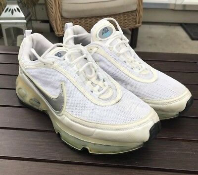 7f375aff9f ... new zealand nike air max 360 vintage 2006 white running shoes mens size  10 rare 7e516