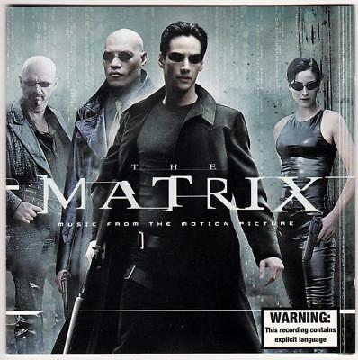 The Matrix, Music from the Motion Picture - CD Album - Various Artists