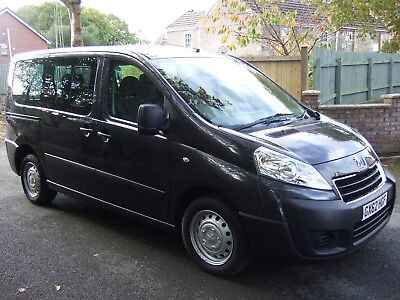 Peugeot Expert Wheelchair and Disabled access.62 reg.29000 miles full history.