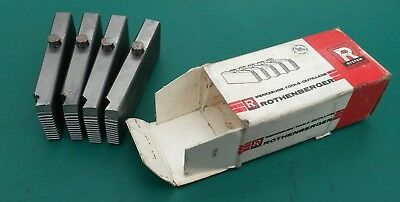 """New Rothenberger Classic 22A pipe threading dies 1/2"""" to 3/4"""" threader collins"""