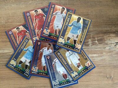 Topps Champions League 2015/16 Match Attax Limited Edition Selection