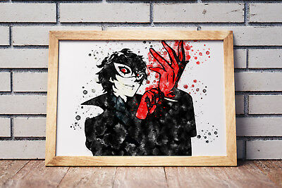Persona 5 Christmas Gifts.Persona 5 Video Game 36 X 24 Large Wall Poster Print Fan
