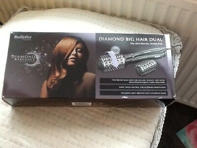 BaByliss 2995U Big Hair Diamond Rotating Styler