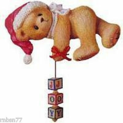 Cherished Teddies - Dropping You a Holiday Greeting 1996  #176133