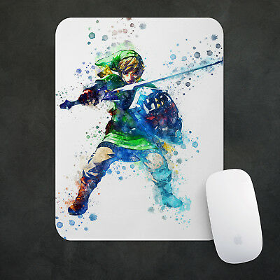 Legend of Zelda Mouse Pad  Gaming Mousepad 38x48cm Desk Mat PC Game Gift n034