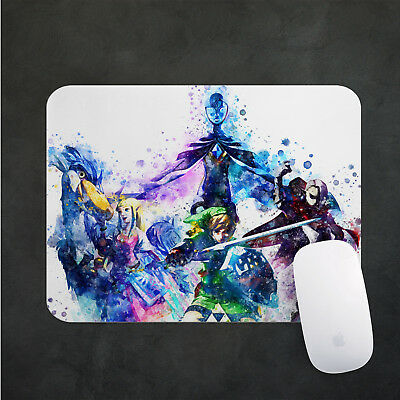 Legend of Zelda Mouse Pad  Gaming Mousepad 38x48cm Desk Mat PC Game Gift n031