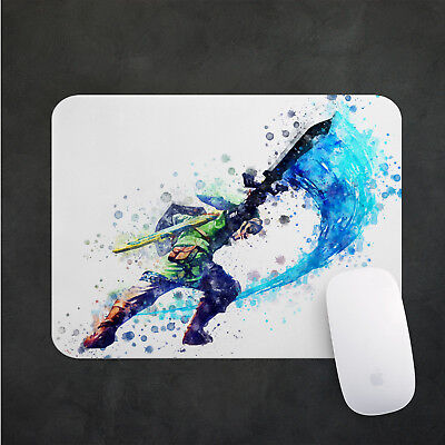 Legend of Zelda Mouse Pad  Gaming Mousepad 38x48cm Desk Mat PC Game Gift n022