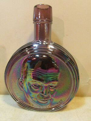 1970's Wheaton Ike Dwight D. Eisenhower Decanter With Box