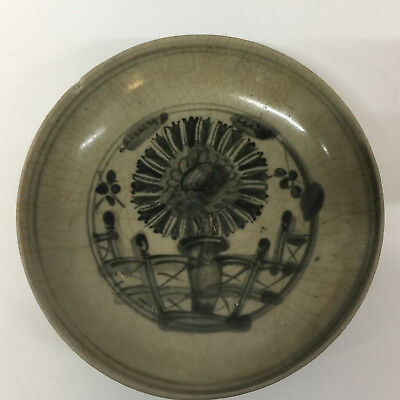 Chinese Antique Ming Dynasty 16th Century Dish bowl provincial