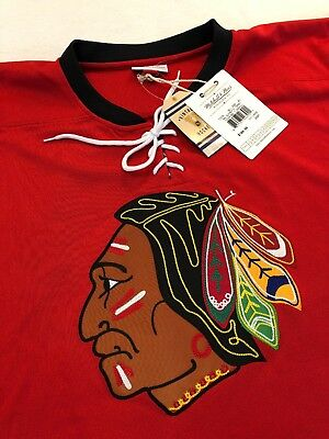 Chicago Blackhawks Bobby Hull #16 Hockey-NHL Mitchell & Ness Jersey Size 56 $300