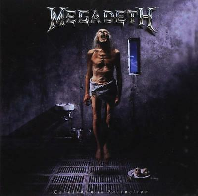 Megadeth - Countdown to Extinction CD [PA][Explicit] Latest Pressing New Sealed