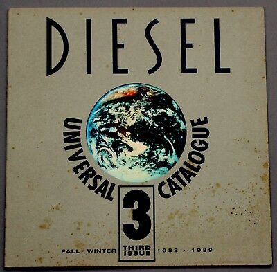 Diesel Universal catalogue Nr. 3 fall winter 1988-1989 # A-493
