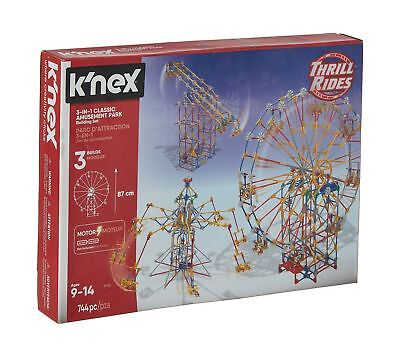 Knex 89713 Giant Double Ferris Wheel Inklusive Universal 220V AC Adapter