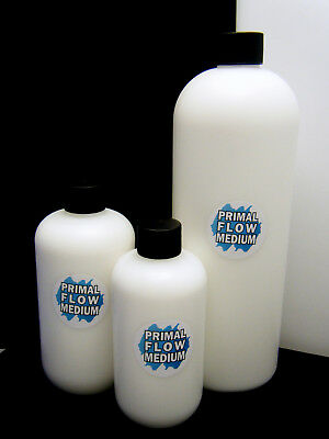 8 Oz Primal Flow Pouring Medium - Creates Beautiful Lacing and Cells and Sparkle
