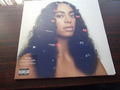 solange a seat at the table vinyl record
